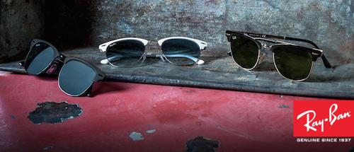 3a4484a1ea347b Nieuwe klassieker  Ray-Ban Clubmaster Metal zonnebril